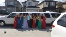 Birthday Party Limo in Sherwood Park and Edmonton