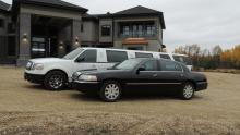 Group Bookings available at Sherwood Park Limo