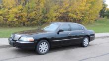 Local Ride with Sherwood Park Limo